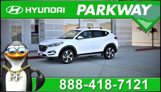 2019 Hyundai Tucson Sport SUV for sale in Santa Clarita, CA at Parkway Hyundai