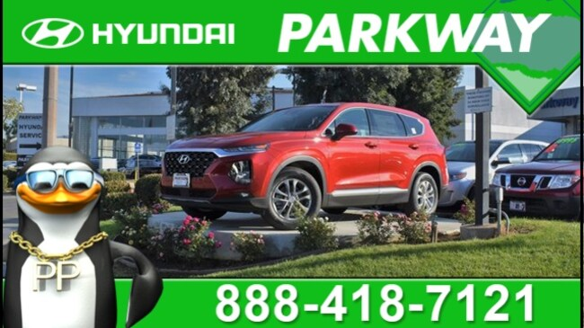 2019 Hyundai Santa Fe SEL 2.4 SUV for sale in Santa Clarita, CA at Parkway Hyundai