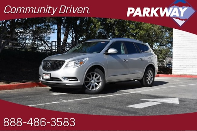 2016 Buick Enclave Leather SUV for sale in Santa Clarita, CA at Parkway Hyundai