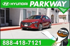 2019 Hyundai Ioniq Hybrid Limited Hatchback KMHC85LC3KU144190 for sale in Santa Clarita, CA at Parkway Hyundai
