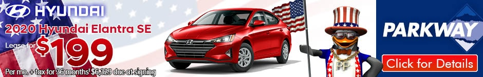 May Low Lease Elantra