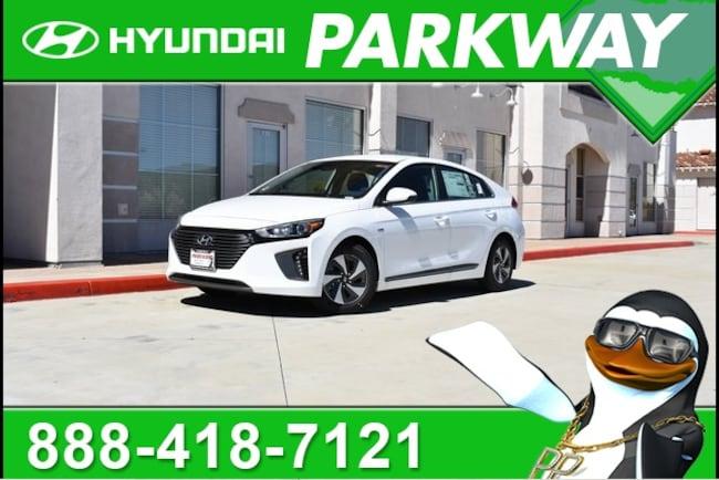 2019 Hyundai Ioniq Hybrid SEL Hatchback for sale in Santa Clarita, CA at Parkway Hyundai