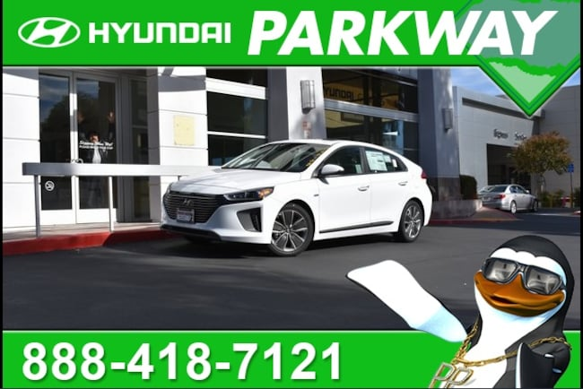 2019 Hyundai Ioniq Hybrid Limited Hatchback for sale in Santa Clarita, CA at Parkway Hyundai