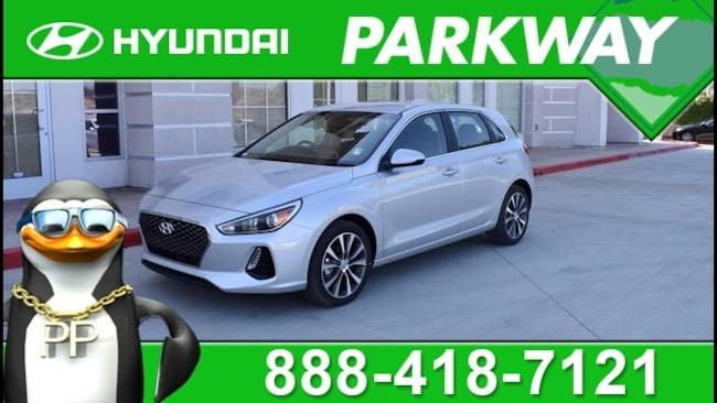 2018 Hyundai Elantra GT Base Hatchback for sale in Santa Clarita, CA at Parkway Hyundai