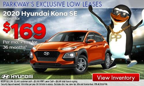 Sept. Low Lease Kona