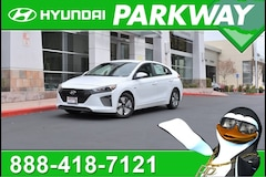 2019 Hyundai Ioniq Hybrid Blue Hatchback KMHC65LCXKU134567 for sale in Santa Clarita, CA at Parkway Hyundai