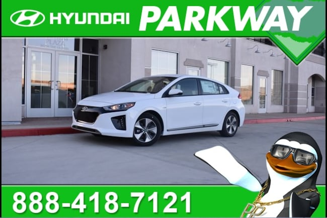 2019 Hyundai Ioniq EV Electric Hatchback for sale in Santa Clarita, CA at Parkway Hyundai