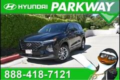 2019 Hyundai Santa Fe SEL 2.4 SUV 5NMS33ADXKH098685 for sale in Santa Clarita, CA at Parkway Hyundai