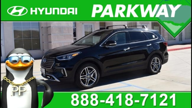 2018 Hyundai Santa Fe Limited Ultimate SUV for sale in Santa Clarita, CA at Parkway Hyundai