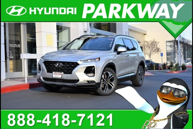 2019 Hyundai Santa Fe Limited 2.0T SUV for sale in Santa Clarita, CA at Parkway Hyundai