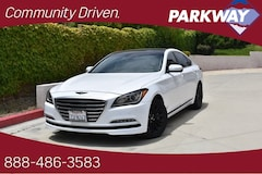 2016 Hyundai Genesis 3.8 Sedan for sale in Santa Clarita, CA at Parkway Hyundai