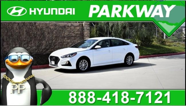 2019 Hyundai Sonata SE Sedan for sale in Santa Clarita, CA at Parkway Hyundai