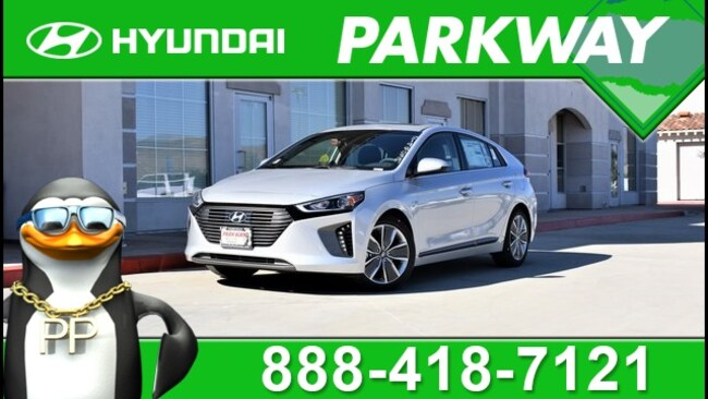 2019 Hyundai Ioniq Hybrid Limited Hatchback for sale in Santa Clarita, CA at Parkway Hyundai
