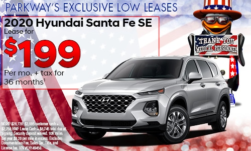 May Low Lease Santa Fe