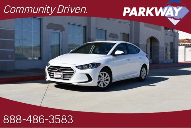 2017 Hyundai Elantra SE Sedan for sale in Santa Clarita, CA at Parkway Hyundai