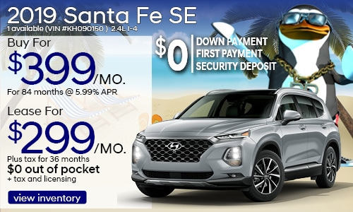 0 Down Lease Deals >> 0 Out Of Pocket Hyundai Lease Specials Parkway Hyundai