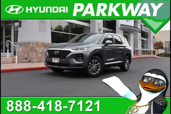 2019 Hyundai Santa Fe SE 2.4 SUV for sale in Santa Clarita, CA at Parkway Hyundai