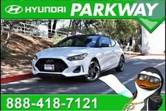 2019 Hyundai Veloster Turbo Ultimate Hatchback KMHTH6AB4KU019098 for sale in Santa Clarita, CA at Parkway Hyundai