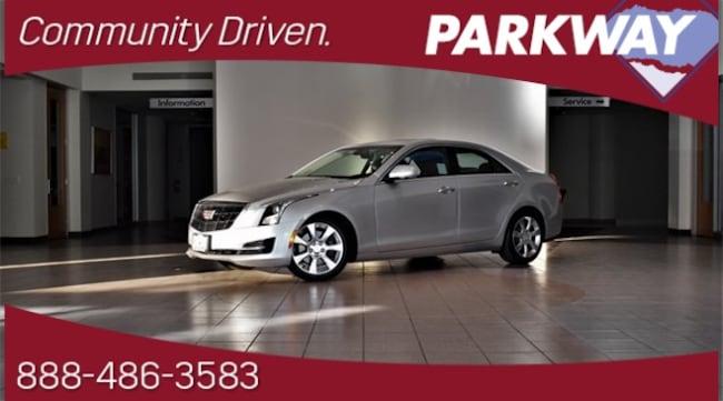 Used 2015 Cadillac Ats For Sale At Parkway Hyundai Vin