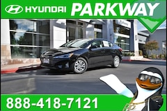 2019 Hyundai Elantra SE Sedan 5NPD74LF6KH412448 for sale in Santa Clarita, CA at Parkway Hyundai