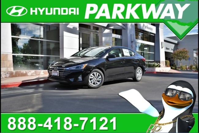 2019 Hyundai Elantra SE Sedan for sale in Santa Clarita, CA at Parkway Hyundai