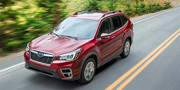 New Subaru Forester for Sale Jacksonville NC