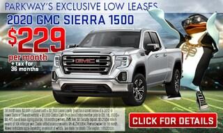 Oct Low Lease Sierra