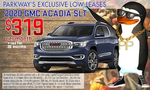 Nov Low Lease Acadia