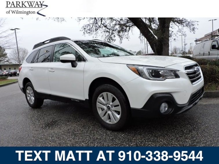 New 2019 Subaru Outback 2.5i Premium SUV 19S0348 in Wilmington, NC