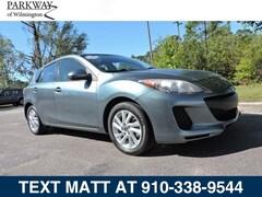 Used 2013 Mazda Mazda3 i Touring Hatchback Wilmington NC