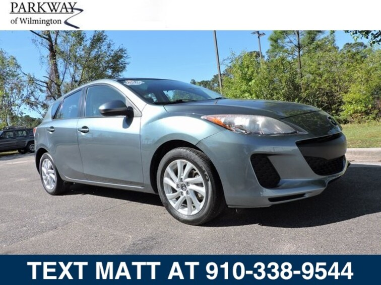 Used 2013 Mazda Mazda3 i Touring Hatchback in Wilmington, NC