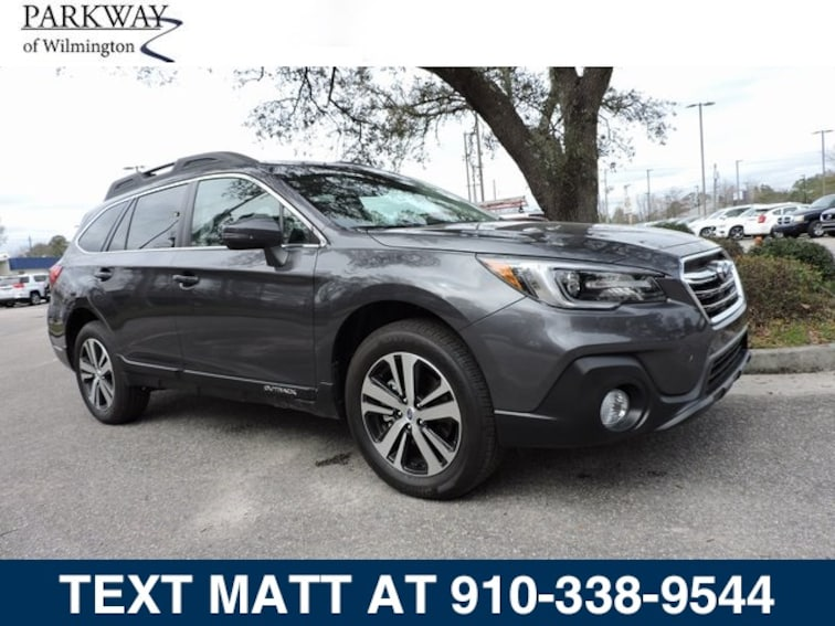 New 2019 Subaru Outback 2.5i Limited SUV 19S0400 in Wilmington, NC