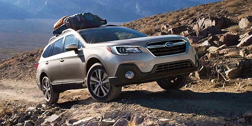 New Subaru Outback in Wilmington NC