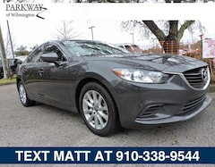 Used 2015 Mazda Mazda6 i Sport Sedan Wilmington NC
