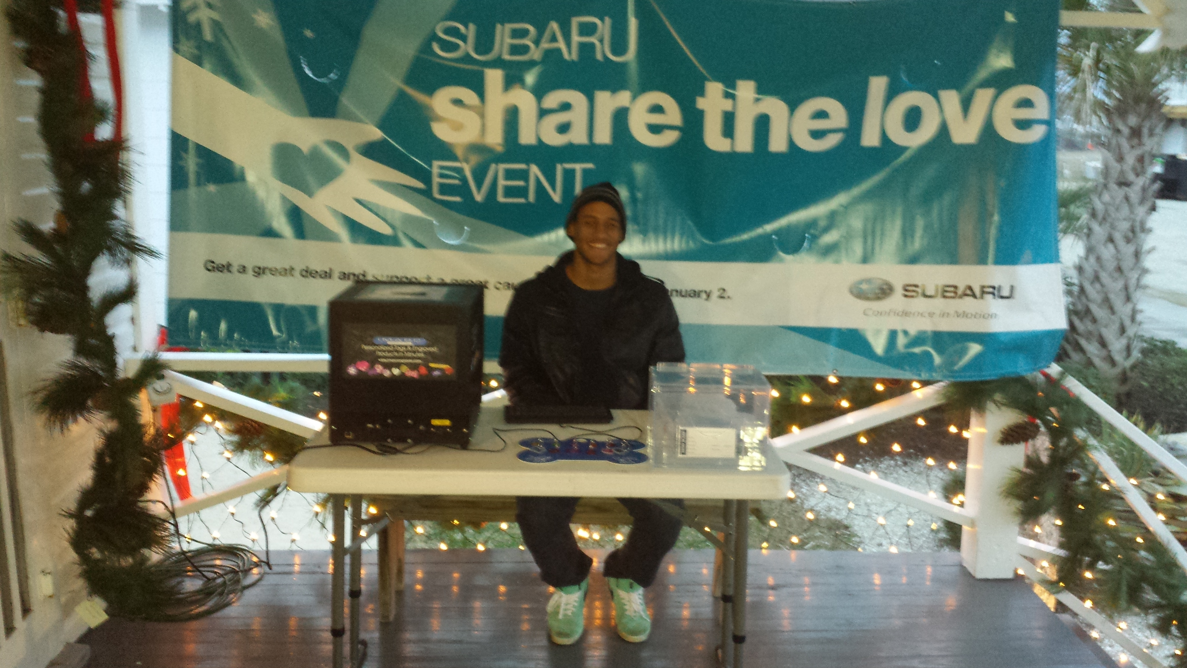 Subaru Wilmington Nc >> Annual Share The Love Event | Parkway Subaru | Wilmington NC