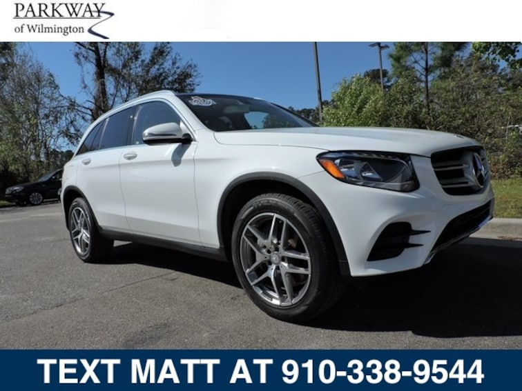 Mercedes Benz Of Wilmington >> Used 2016 Mercedes Benz Glc For Sale Wilmington Nc 19v0214a