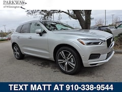 New 2019 Volvo XC60 T5 Momentum SUV LYV102DK8KB248062 in Wilmington, NC