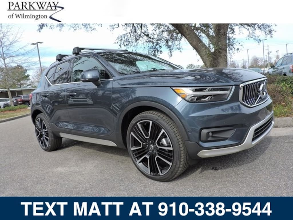 2019 Volvo Xc40 For Sale In Wilmington Nc 19v0173