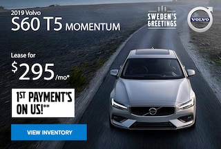 2019 S60 Lease