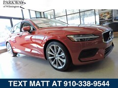New 2019 Volvo S60 T5 Momentum Sedan 7JR102FK9KG001328 in Wilmington, NC