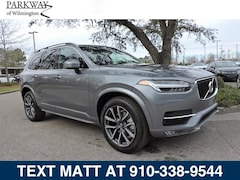 New 2019 Volvo XC90 T6 Momentum SUV YV4A22PKXK1473514 in Wilmington, NC