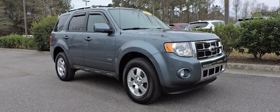 Used Ford Escape For Sale Wilmington Nc Jacksonville Price Mpg
