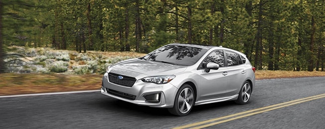 New 2018 Subaru Impreza for sale in Wilmington NC
