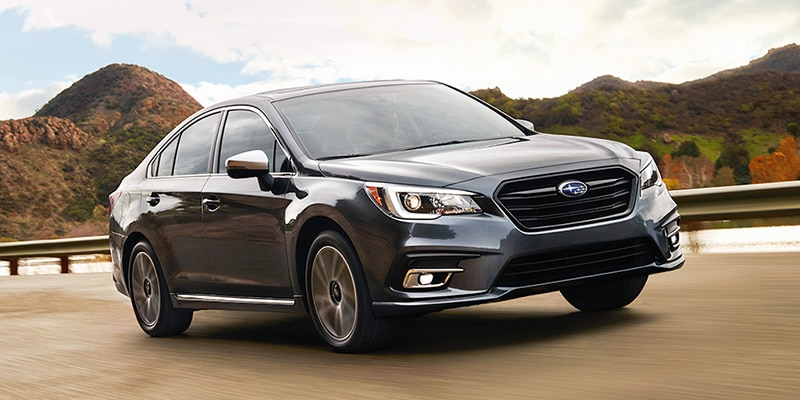 Shop New Subaru Legacy Models For Sale In Wilmington, NC