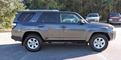Used Cars Wilmington Nc >> Used Toyota 4runner For Sale Parkway Of Wilmington Wilmington Nc