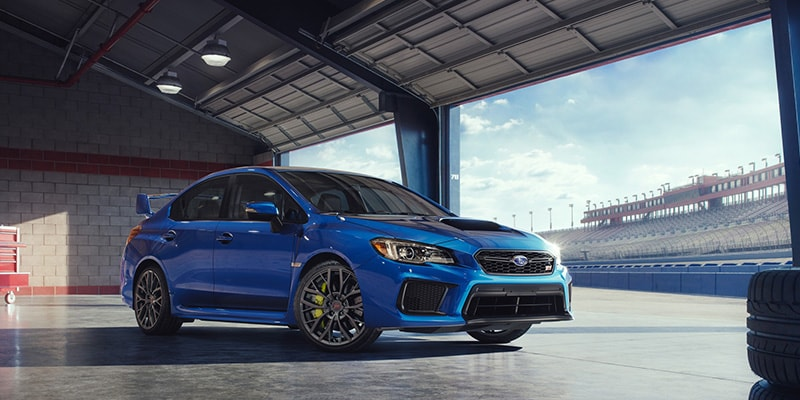 Shop New Subaru WRX Models For Sale In Wilmington, NC