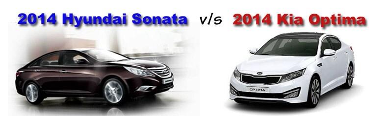 Subaru Wilmington Nc >> 2014 Kia Optima vs 2014 Hyundai Sonata | Wilmington NC Kia Optima Alternative