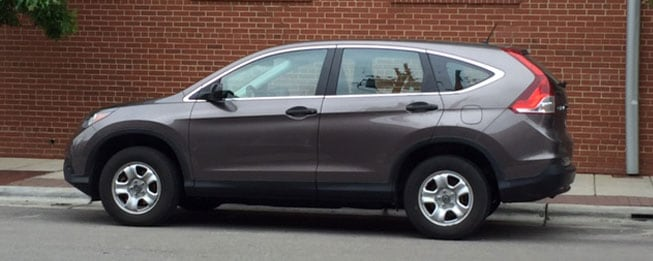 Used Honda CR-V for sale in Wilmington NC