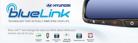 Hyundai Blue Link | Handsfree Texting & Smartphone Car Remote