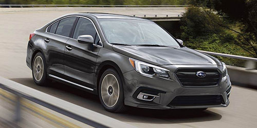 New Subaru Legacy in Wilmington NC